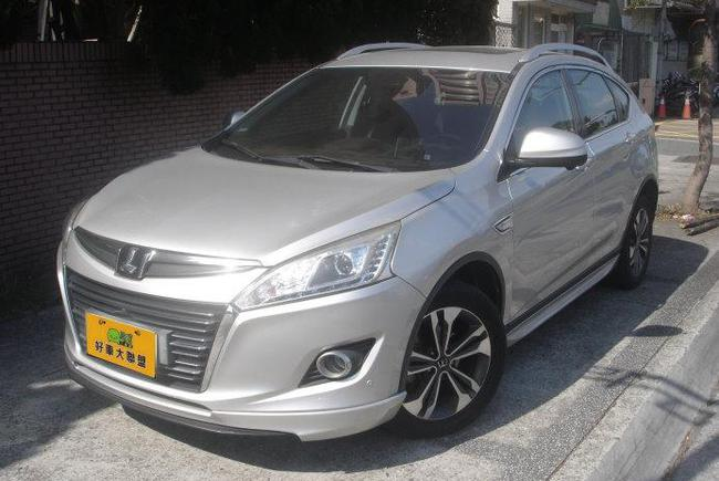 LUXGEN U6 TURBO 2.0 旗艦型 2014