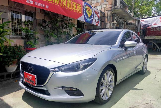 Mazda 3 2.0 SKY-G 頂級型 (4代) 2016