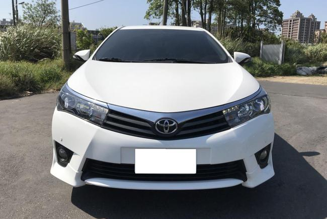 TOYOTA Corolla Altis 1.8 Z (11代) 2015