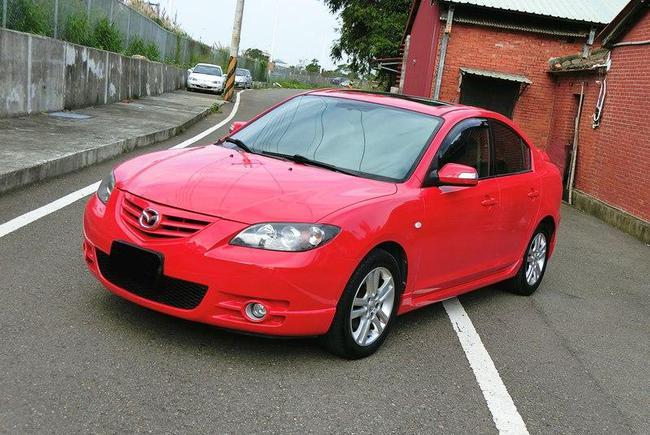 Mazda 3 1.6 豪華版 (1代) 2005