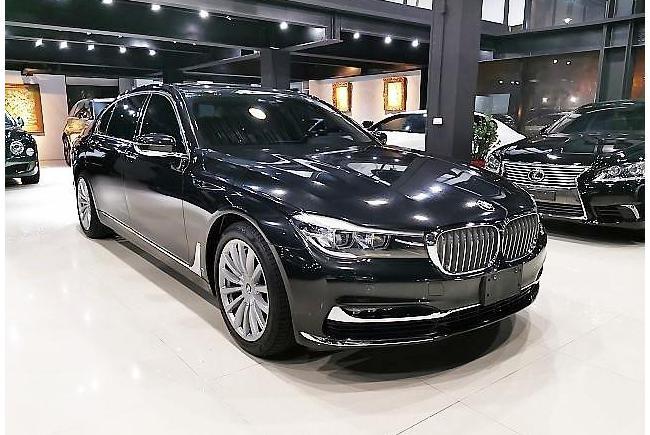 BMW 740Li (G12) 2016