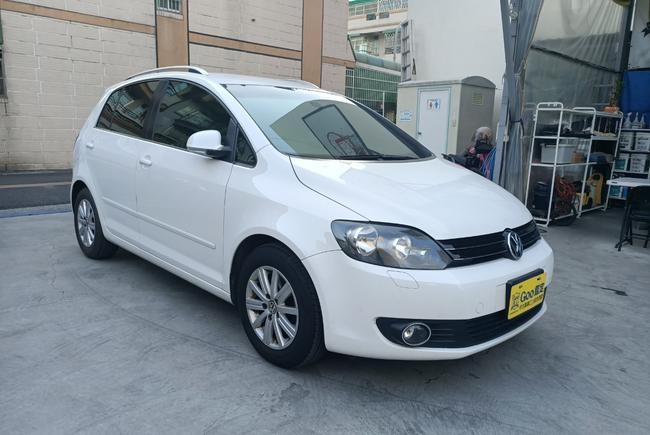 Volkswagen Golf Plus 1.4 TSI 2010