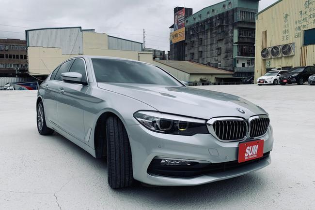 BMW 520d (G30) 2017