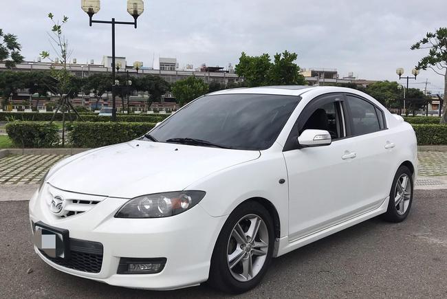 Mazda 3 2.0 Sport性能版 (1代) 2007