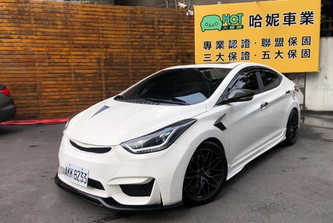 Hyundai Elantra EX 1.8 經典型 2014
