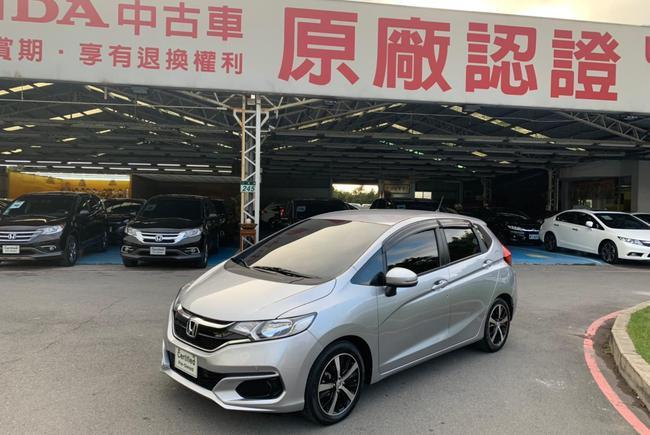 Honda Fit S (3代) 2017