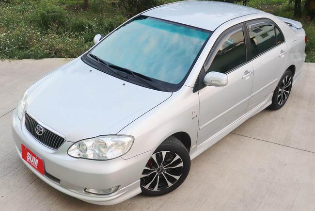 TOYOTA Corolla Altis 1.8 J (9代) 2006